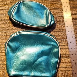 Lancome cosmetics clutches set of 2